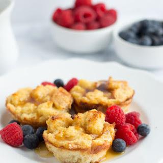 Honey Vanilla French Toast Muffins Recipe