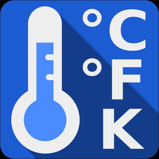Celsius Fahrenheit Kelvin Conv 天氣 App LOGO-APP開箱王