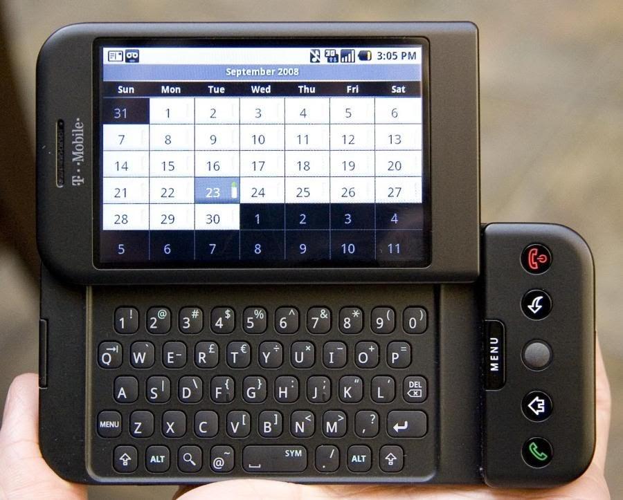 HTC Google Buyout HTC Dream