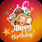 Birthday eCard Frames Icon