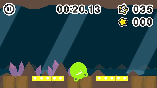Side scroll action game:Jumper- screenshot thumbnail