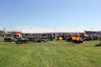 Photo: de Biker's Best VIP tent