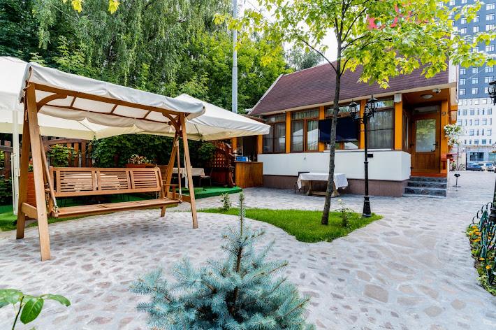 Фото №5 зала Ресторан «Шахин-Шах»