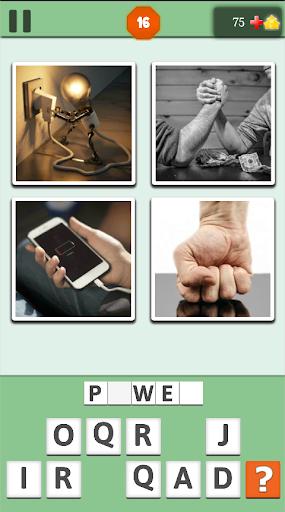 4 Pics 1 Word Challenge Game! 24 screenshots 4