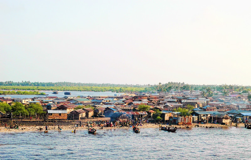 Saluti da Lagos,Nigeria di manolina