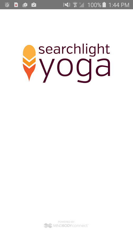 Searchlight Yoga- screenshot