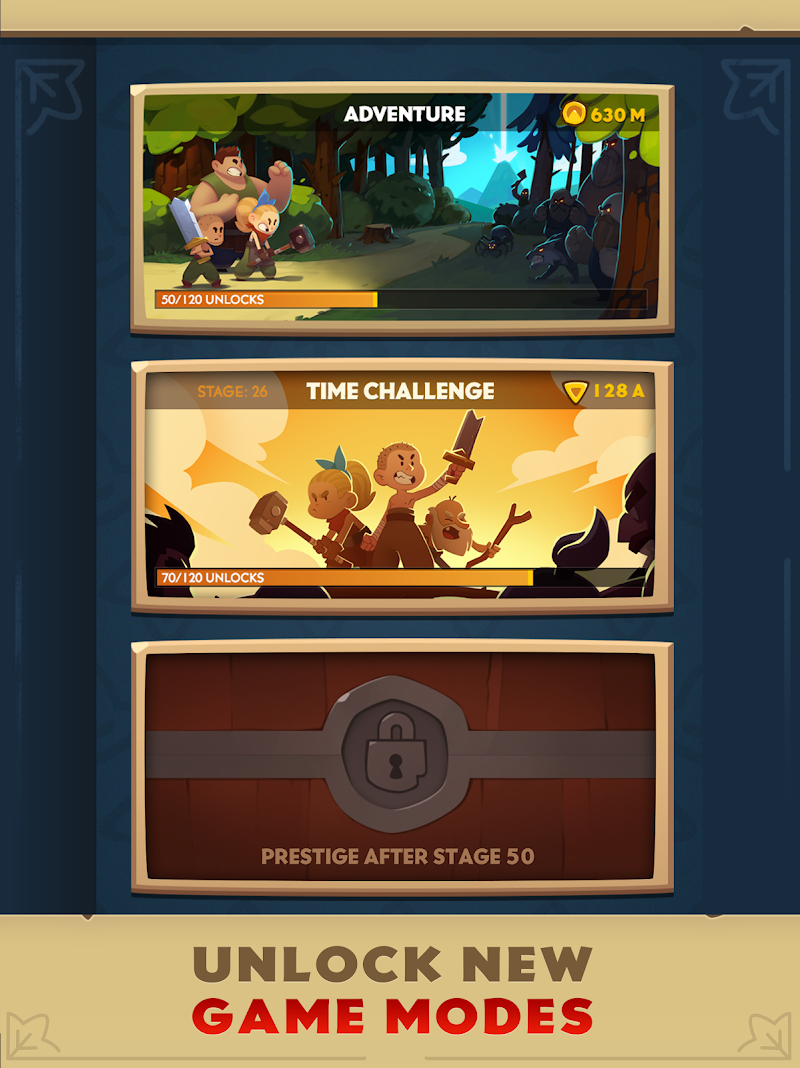 Almost a Hero - RPG Clicker Game with Upgrades Screenshot 16