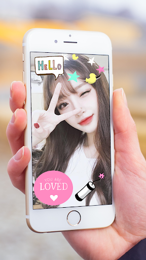 Filters for Selfie 2018 1.0.0 screenshots 6