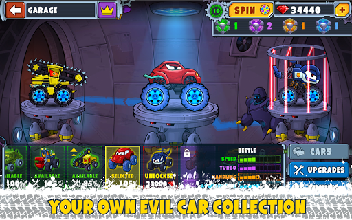 Car Eats Car Multiplayer Racing 1.0.5 screenshots 4