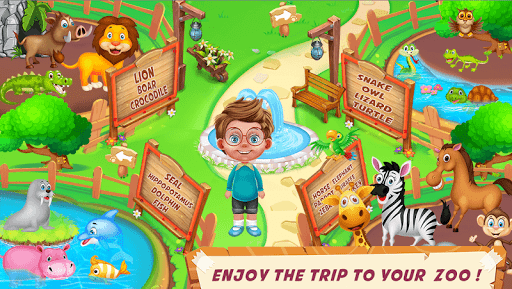 Trip To Zoo : Animal Zoo Game apktram screenshots 18
