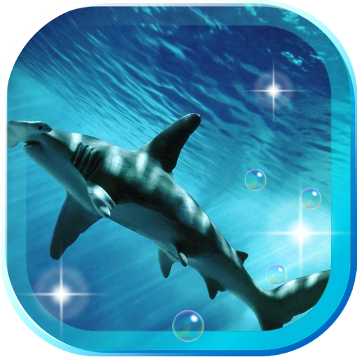 Underwater Sea Predators LWP LOGO-APP點子