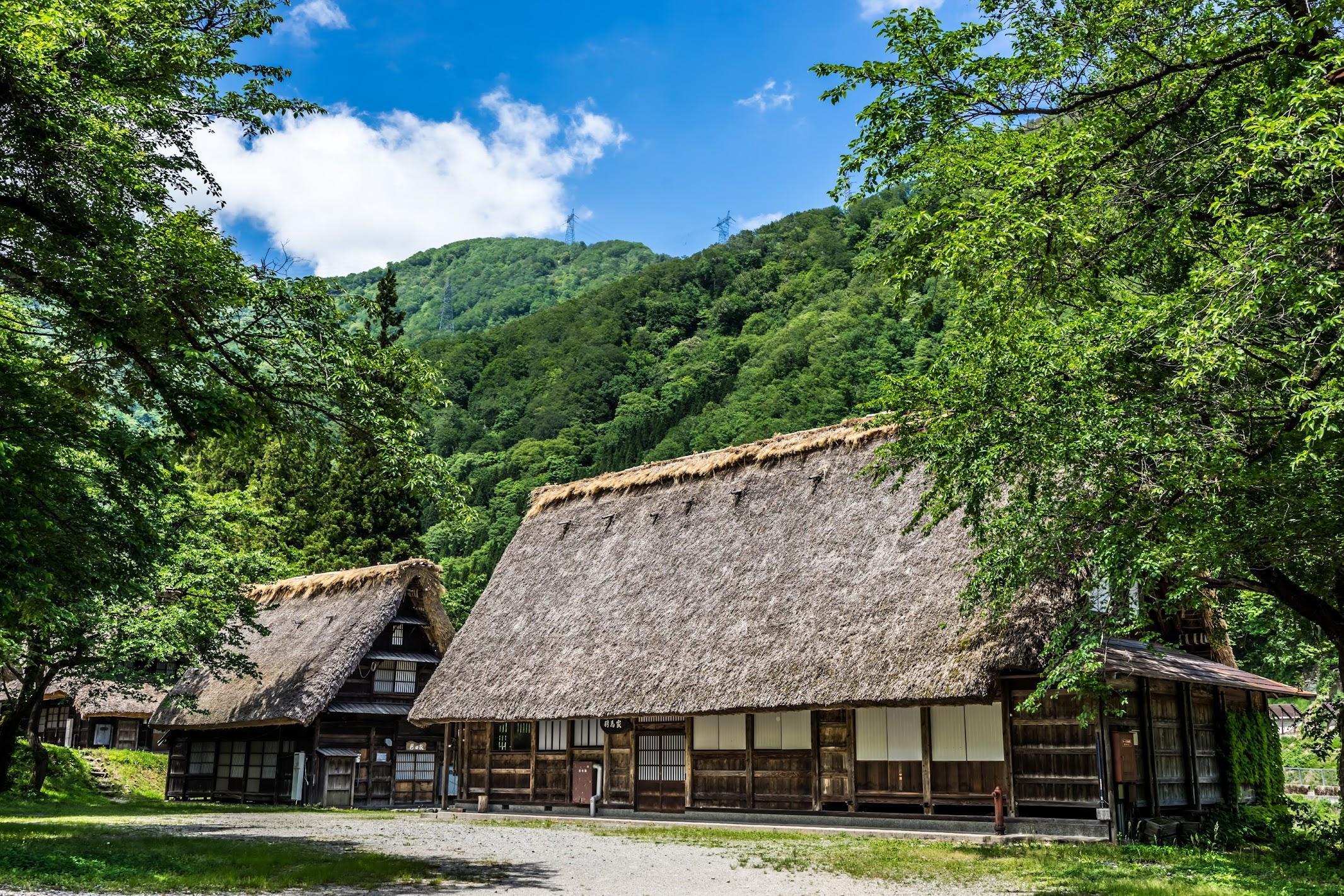 Gokayama Gassho-no-sato2