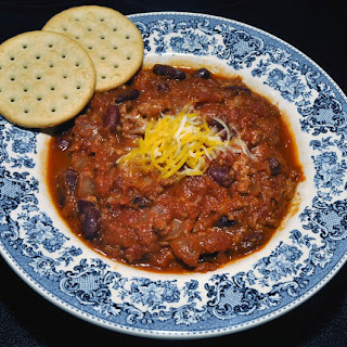 Betsy's Hallelujah, Happy New Year, Holiday Confetti, Homemade Chili