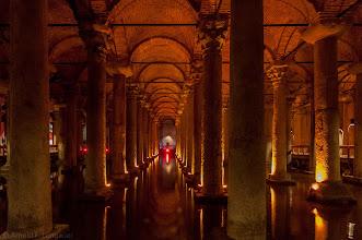 Photo: Yerebatan Sarnıcı (Cisterna Basilica)