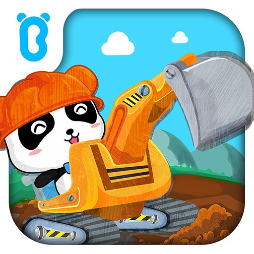 はたらく車ーBabyBus 子ども・幼児向け無料知育アプリ 教育 App LOGO-硬是要APP