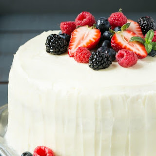 Berry Chantilly Cake Recipe