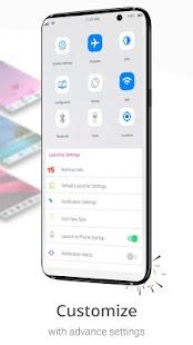 Launcher for Mac OS Style Screenshot