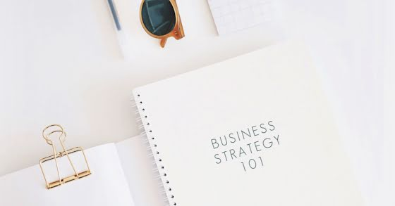 Business Strategy 101 - Facebook Event Cover Template