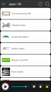 Japan Radio Online - Japan FM AM Internet Stations - náhled