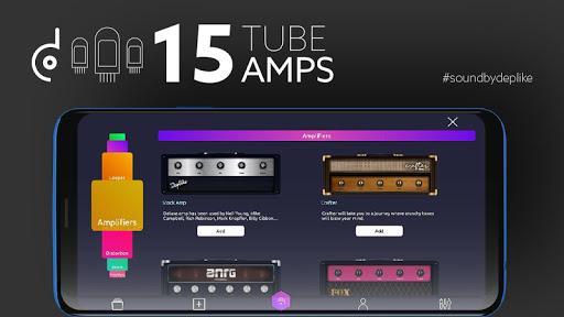 Guitar Effects Pedals, Guitar Amp - Deplike 5.5.21 screenshots 2