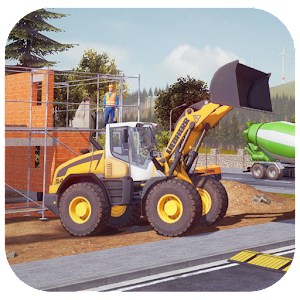 construction simulator 2015 for PC and MAC