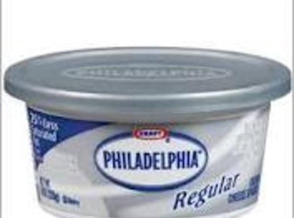 Grilled Cream Cheese Recipe