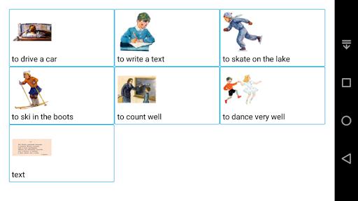 Rainbow English 3 класс Словарь 3 часть screenshot 4