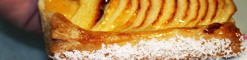 Rebosteria pastissera: Pastes de poma