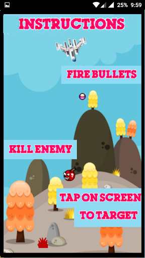 Flying Enemy 1.2.1 screenshots 7