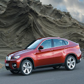 Jigsaw Puzzles Of BMW X6