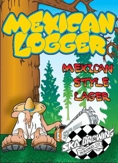 Logo of Ska Mexican Logger