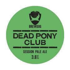 Logo of BrewDog Dead Pony Club