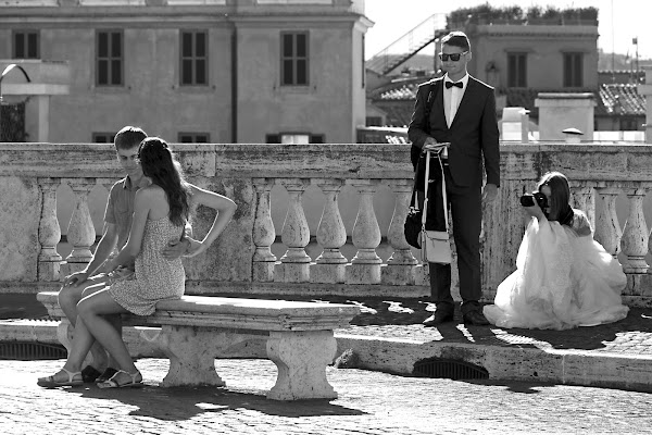 la sposa è la fotografa!?! di aldopaolo