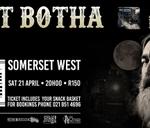 Piet Botha: Die Middernagtrein ALBUM launch : The Centre Stage