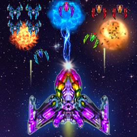 Blast It 3 Space Shooter