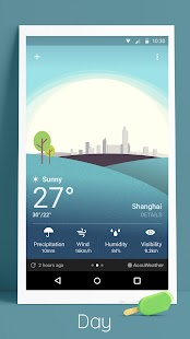 Weather - Simplicity Weather - náhled