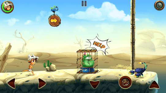 Jungle Adventures 3 App Latest Version Download For Android and iPhone 4
