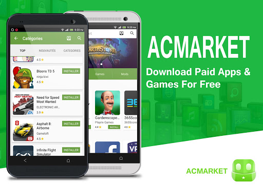 AC market pro for PC