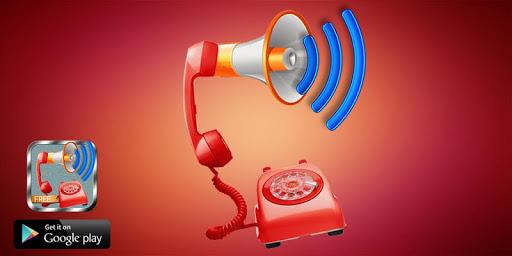 Caller Name Talker