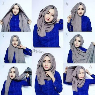 hijab tutorials screenshot thumbnail