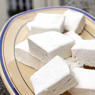 Homemade Marshmallow.