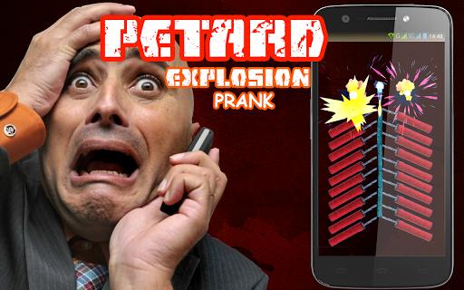 Petard Explosion Shock Prank