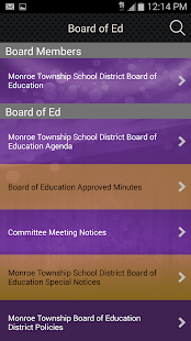 Monroe Twp School District- screenshot thumbnail