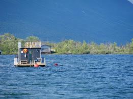 Abisko Torneträsk lake
