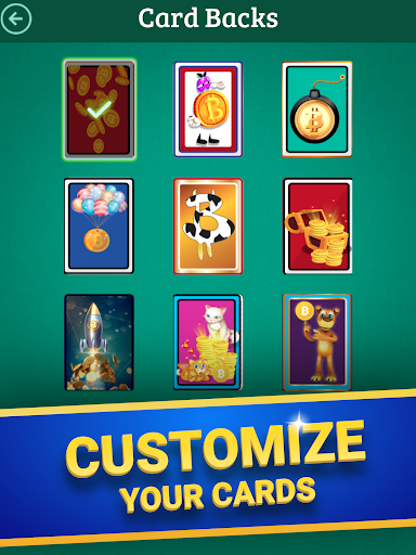 Bitcoin Solitaire - Get Real Bitcoin Free! filehippodl screenshot 17