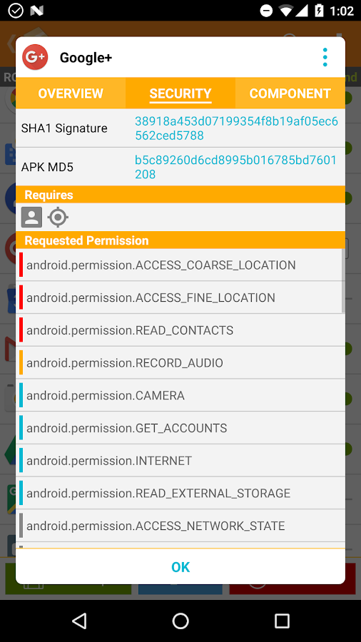 Screenshots of APK Installer for iPhone