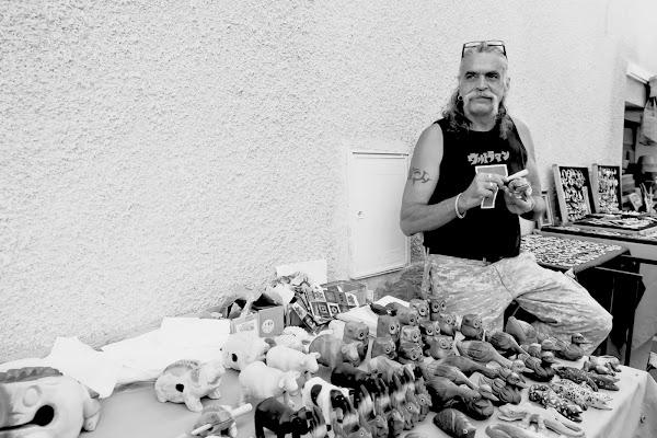 Il venditore di amuleti di Tiziana Detoni
