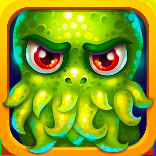 The Bacteria — villain simulator