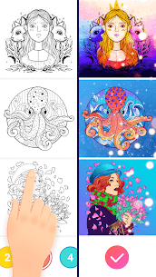 Magic Paint – Color by number & Pixel Art Apk Download For Android 6