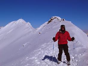 Photo: Arturo sulla cresta di Piz Rasass 2941 m.